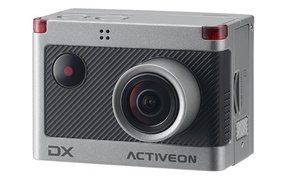 Activeon DX 1080p Action Camera with WiFi at Activeon DX 1080p Action Camera with WiFi, plus 9.0% Cash Back from Ebates.