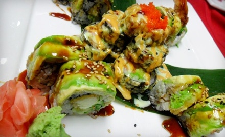 $30 Groupon to Tao Sushi & Grill, Japanese Steakhouse - Tao Sushi & Grill, Japanese Steakhouse in Orchard Park