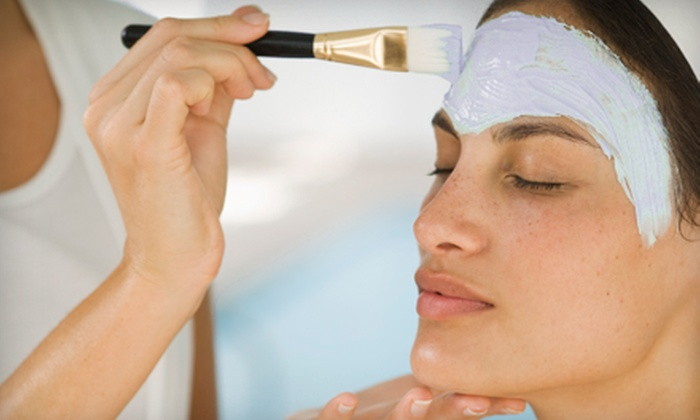 Dr. Beautiful - Fayetteville: Blue Peel Radiance or Acne-Clearing or Skin-Brightening Laser Treatments at Dr. Beautiful in Fayetteville (Half Off )