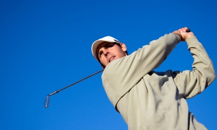 Challenge Golf Course - Akron: $8 for Two Jumbo Buckets of Driving-Range Balls at the Challenge Golf Course ($16 Value)