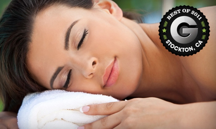 Spa Renee at Southern Exposure - Stockton: 60-Minute Swedish Massage or 60- or 90-Minute Hot-Stone Massage at Spa Renee at Southern Exposure (Up to 59% Off)