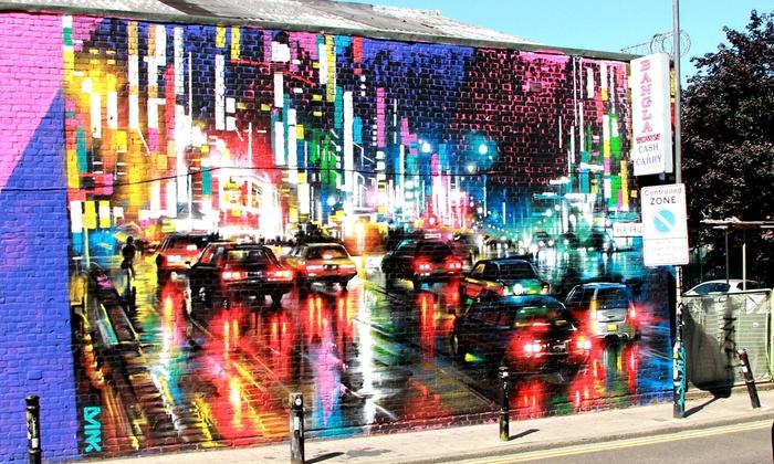 Nouvel Urban Street Art Tour - Urban Street Art Tours London | Groupon CK-98