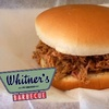 $7 for Barbecue at Whitner's in Virginia Beach
