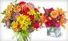 Marianna's Flower Island - Burlington: $29 for $60 Worth of Fresh Flowers at Marianna's Flower Island in Burlington