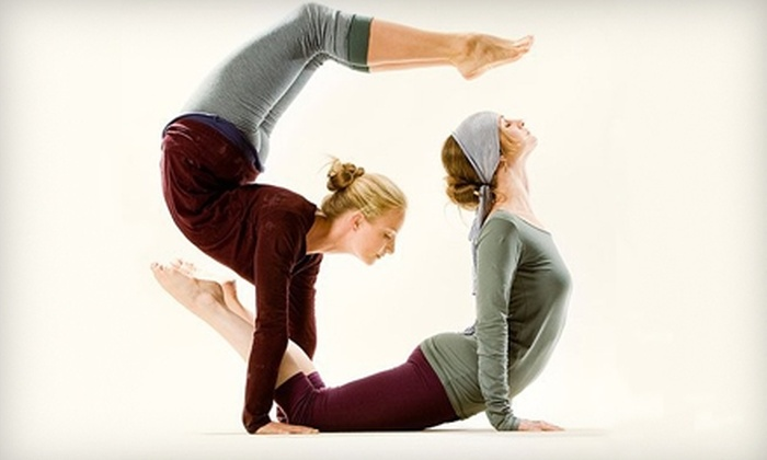 Revolution Yoga - Rockville Centre: $29 for One Month of Unlimited Yoga Classes or $50 for One Private Yoga Class at Revolution Yoga in Rockville Centre