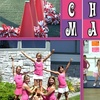 Cheer Mania - Multiple Locations: $150 for One Week of Cheer Camp at Cheer Mania
