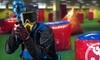 ESCAPE Enterprises - Rohnert Park: Paintball, Laser-Tag, or Airsoft Packages at Escape in Rohnert Park
