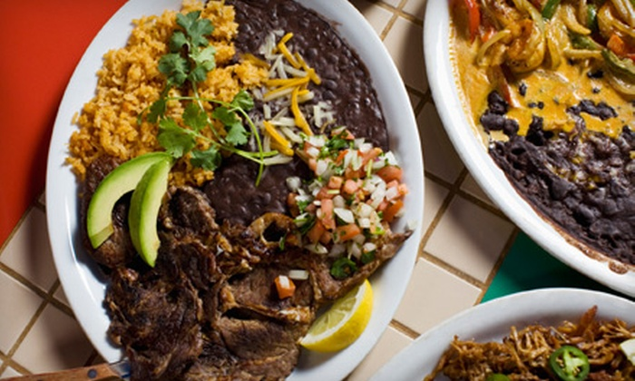 Colibrí Mexican Cuisine  - St Augustine: $10 for $20 Worth of Mexican Fare at Colibrí Mexican Cuisine in St. Augustine