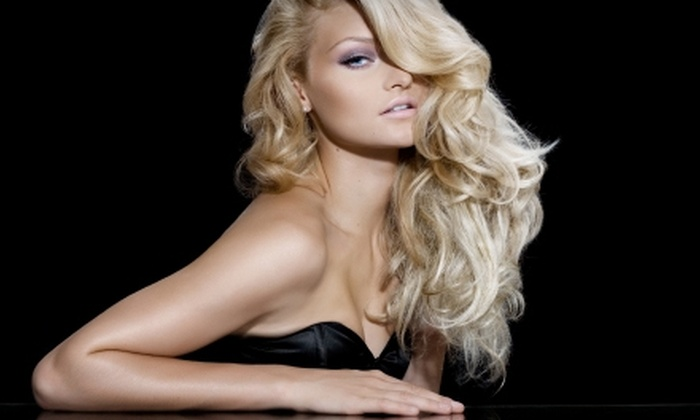 Crazy Beautiful Hair Lounge - Central Oklahoma City: $44 for $99 Worth of Salon Services at Crazy Beautiful Hair Lounge