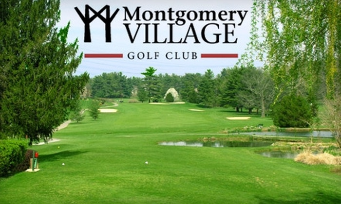 Montgomery Village Golf Club - Montgomery Village: $55 for 18 Holes for Two People Plus a Golf Cart at Montgomery Village Golf Club (Up to $118 Value)