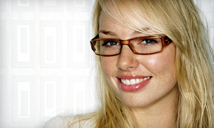 Sterling Optical - Rockaway: Eye Exam or $49 for $200 Toward a Complete Pair of Glasses at Sterling Optical