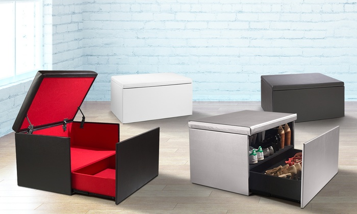 fancy box range chaussures groupon. Black Bedroom Furniture Sets. Home Design Ideas