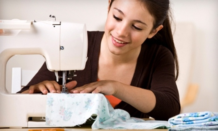 Sew Portland - Portland: $12 for a Sewing-Machine Check and Basic Sewing Lesson at Sew Portland