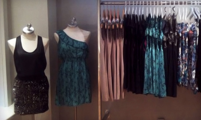 Lucky B Boutique - Broad Ripple: $10 for $20 Worth of Women's Apparel, Accessories, and Lingerie at Lucky B Boutique
