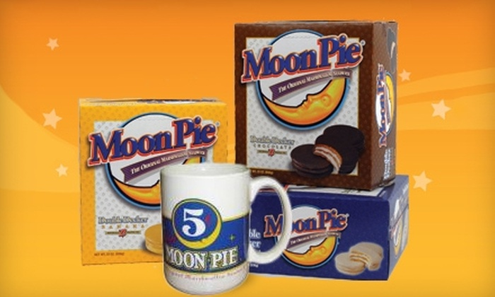 MoonPie Corner Store - Hitch Village/Fred Wessels Homes: $7 for $15 Worth of MoonPie Pastry Souvenirs, Novelty Goods, and Hot Sauces at MoonPie Corner Store