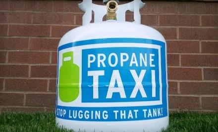 Propane Taxi - Propane Taxi in