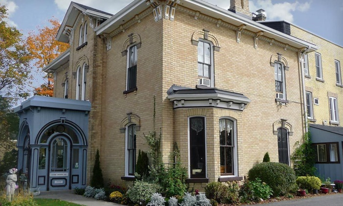 Stone Maiden Inn - Stratford: One-Night Stay and Gourmet Breakfast at Stone Maiden Inn in Stratford, ON