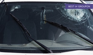 Precision Tune Auto Glass Repair: $14.90 for $100 Toward Windshield Replacement at Precision Tune Auto Glass Repair