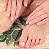 Up to 67% Off Deluxe Mani-Pedis in Haleiwa