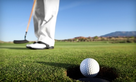 The Country Club of Meadville: Round of Golf for 1 Plus Cart Rental - The Country Club of Meadville in Meadville