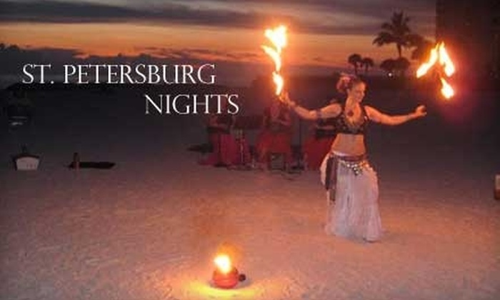 St. Petersburg Nights - Corey Ave: $20 for $40 Worth of Authentic Russian Fare at St. Petersburg Nights