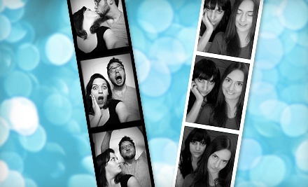 One- to Three-Hour Photo-Booth Rental Package (up to a $900 value) - Creative Events Photo and Video Booths in