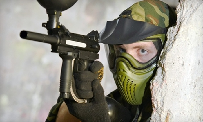 BattlegroundZ.net - Attleboro: All-Day Paintball for Two or All-Day Laser Tag for Two at BattlegroundZ.net in Attleboro
