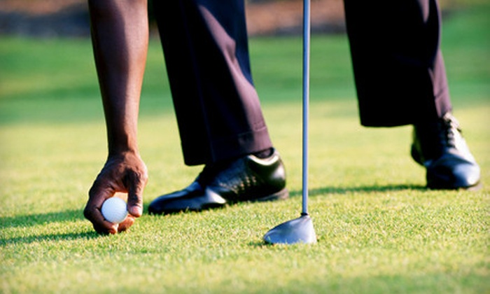 The Golf Club of Florissant - Florissant: $88 for Four 18-Hole Rounds of Golf with Cart at The Golf Club of Florissant (Up to $176 Value)