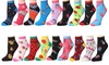 Frenchic Women's No-Show Ankle Socks (18-Pack)