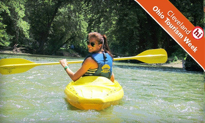 Wally World Riverside Resort - Knox: $49 for Two Nights of Camping and a Canoe Rental for Two at Wally World Riverside Resort in Loudonville ($126 Value)