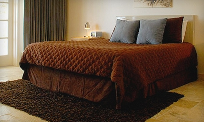 Hotel Alsace and Spa Resort - Corpus Christi: One-Night Stay and Lunch for Two at the Hotel Alsace and Spa Resort in Castroville. Two Options Available.
