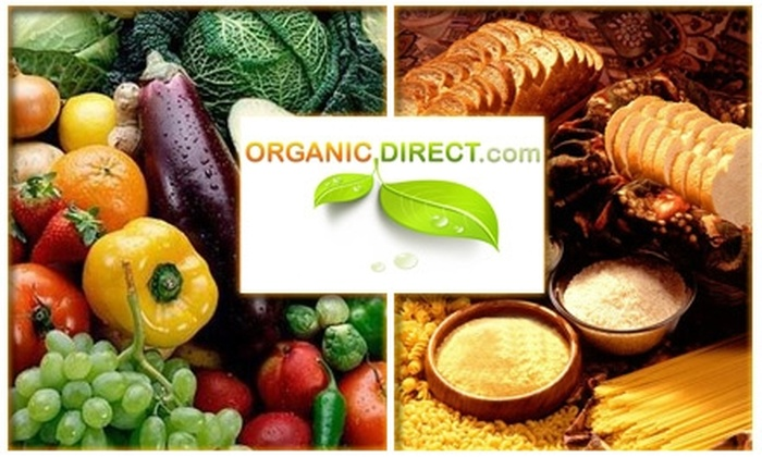 OrganicDirect - New York City: $25 for $50 Worth of Organic Grocery Delivery from OrganicDirect