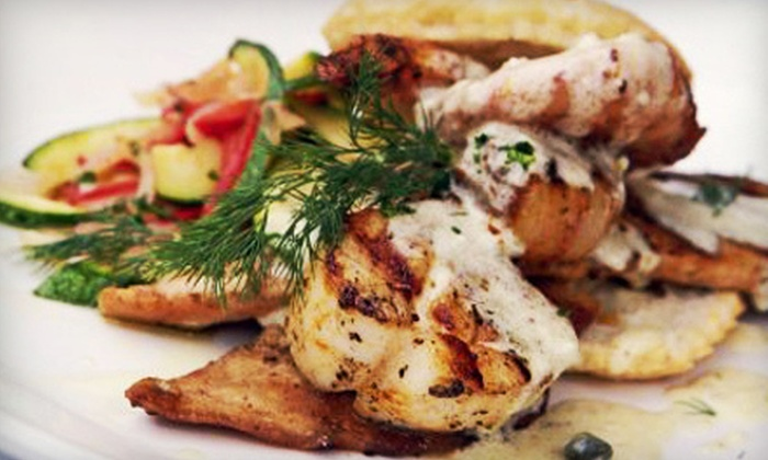 Broussard's - French Quarter,Storyville,Vieux Carre: $30 for $60 Worth of Upscale Creole Cuisine and Drinks at Broussard's