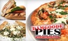 Damgoode Pies - Multiple Locations: $5 for $10 Worth of Pizza and More at Damgoode Pies