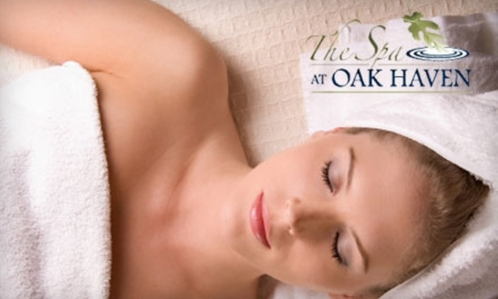 The Spa at Oak Haven - Sevierville: $37 for $75 Worth of Spa Services at The Spa at Oak Haven