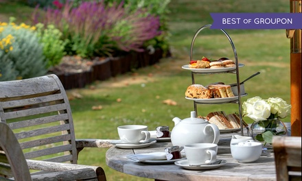 Royal Afternoon Tea for Two or Four at The Winchester Royal Hotel