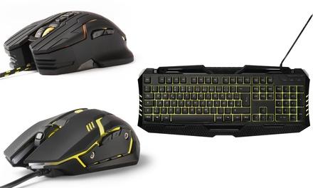 Ratón o teclado para juegos Snakebyte