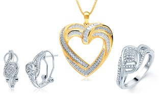 Diamond Accent Jewelry by Brilliant Diamond