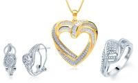 Diamond Accent Jewelry by Brilliant Diamond - Multiple Options