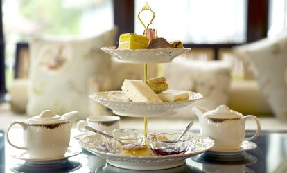 image for Traditional or Sparkling Afternoon Tea for Two or Four at Britannia Hotel Manchester, City Centre