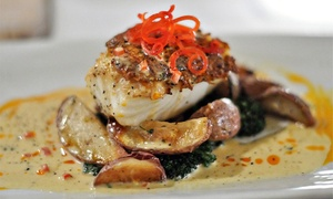 Acqua Restaurant & Bar - Forest Lake: Three-Course Italian Meal for Two at Acqua Restaurant & Bar Forest Lake (Up to 40% Off)