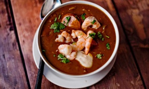 Up to 34% Off at Frilly's Seafood Bayou Kitchen - Denton