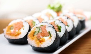 Mizu Sushi Bar: Japońskie specjały w Mizu Sushi Bar: 29,99 zł za groupon wart 50 zł i więcej opcji (-40%)