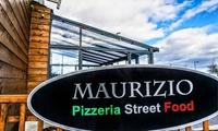 2 ou 4 panzerottis, option canettes ou bouteille de soda ou pizzas à emporter dès 6,90 € chez Maurizio Street Food