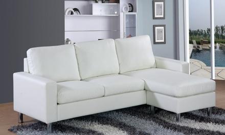 Set divani da 2 e 3 posti Desire con la funzione recliner ...