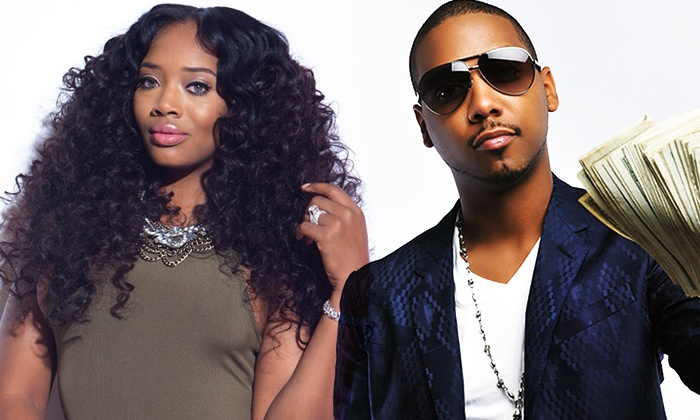 Yandy Smith And Juelz Santana Slay Day All White Yacht Party In