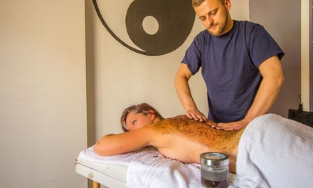 Masaje a elegir de 60 min o de cuerpo completo de 90 min con opción a reflexología podal desde 14,95 € en Hands4You