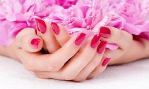 Nagelstyliste Nele: Een gelpolish op je nagels