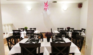 BOCA: Cocina tradicional para 2 o 4 personas con entrante, principal, bebida y postre desde 19,90 € en Boca, Gran Vía