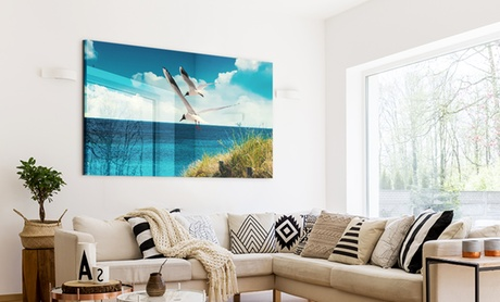Impresión con imagen personalizable sobre acrílico y aluminio a elegir tamaño desde 7,99 € con Photo Gift Oferta en Groupon